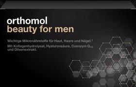 Вітаміни Orthomol Beauty for Men