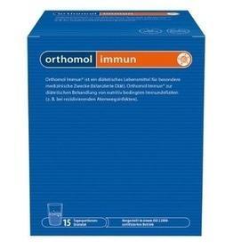 Будь здоров! - Orthomol Immun на 15 дней