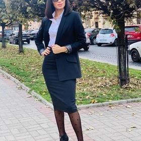 Пиджак Кембри, Юбка Бантик