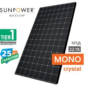 Фотомодуль серии солнечная энергия (солнечная энергия; Maxeon; E-Series и X-Series Panels)