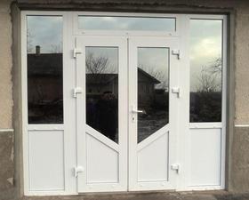 Входные двери металлопластиковые WDS 5S