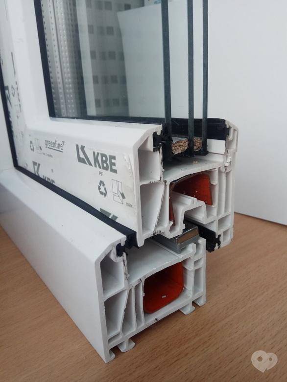 Фото-2 PLAMET, Производство металлопластиковых окон и металлических дверей - Окно металоплатстикове КВЕ Optima