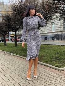 Літо - Сукня Ніна принт