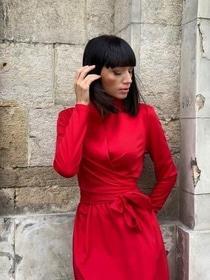 8 марта - Платье Малиса