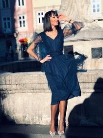 8 марта - Платье Флорин