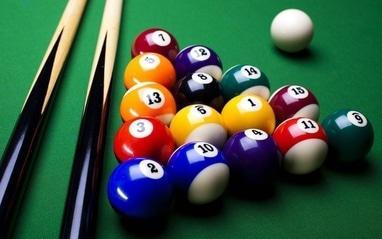 Cosmos-bowling, клуб на Лесной и Мытнице - Бильярд на Лесной