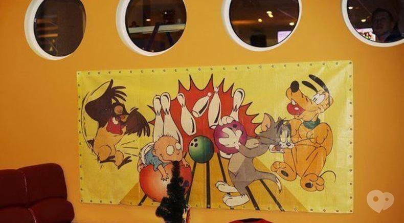Фото 3 - Cosmos-bowling, клуб на Лесной и Мытнице - Детская комната