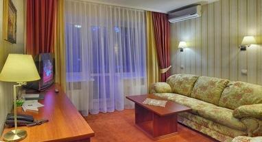Украина, гостиница - Номер 'Люкс'