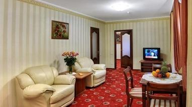 Украина, гостиница - Номер 'Апартаменты+'