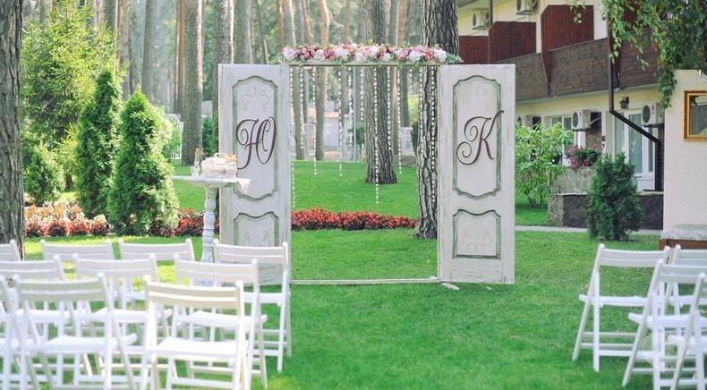Фото 2 - Украина, гостиница - Свадьба