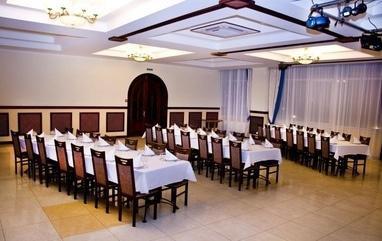 Чайка, ресторанный комплекс - Банкетный зал