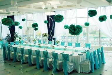Чайка, ресторанний комплекс - Панорамний зал