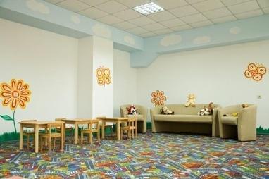 Чайка, ресторанний комплекс - Дитяча ігрова кімната