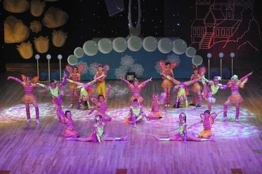 Палац молоді - Зразковий колектив сучасної хореографії 'Імпульс'