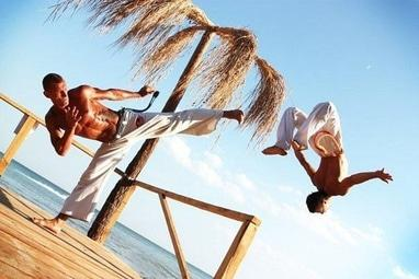 Палац молоді - Школа капоейри 'Grupo Senzala de Capoeira in Cherkassy'