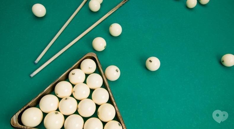Cosmos-bowling, клуб на Лесной и Мытнице - Бильярд на Мытнице