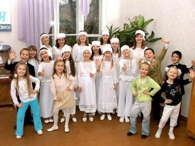Центр детского и юношеского творчества, внешкольное учебное заведение - Образцовая студия современной музыки 'Созвездие'