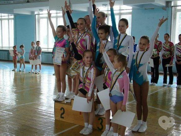 Центр детского и юношеского творчества, внешкольное учебное заведение - Кружок 'Аэробная гимнастика'