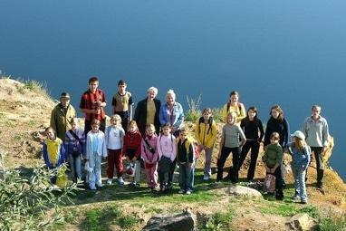 Центр детского и юношеского творчества, внешкольное учебное заведение - Кружок 'Юный геолог'