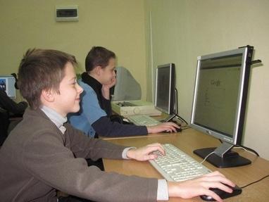 Центр детского и юношеского творчества, внешкольное учебное заведение - Кружок информатики 'Байт'