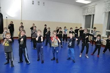 Центр детского и юношеского творчества, внешкольное учебное заведение - Клуб самообороны и фитнеса 'Стимул'