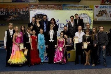 Центр детского и юношеского творчества, внешкольное учебное заведение - Танцевально-спортивный клуб 'Жемчуг'