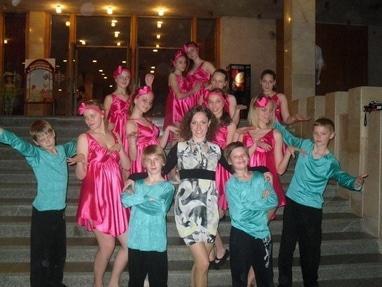 Центр детского и юношеского творчества, внешкольное учебное заведение - Ансамбль современной хореографии 'Мириданс'