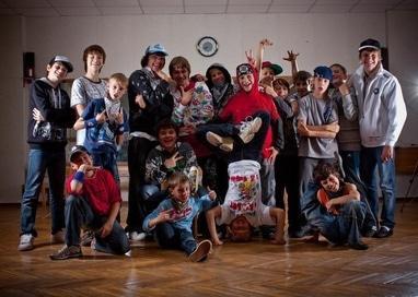 Центр детского и юношеского творчества, внешкольное учебное заведение - Кружок брейк-данса 'Sunshine'