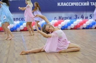 Центр детского и юношеского творчества, внешкольное учебное заведение - Образцовый шоу-балет 'Магия'