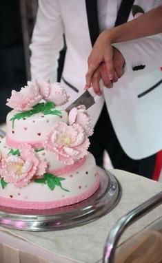 Соборный, ресторан - Свадебный торт