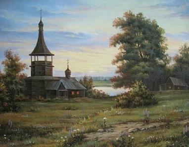 Сергей Байрак, художник - Пейзажи, натюрморты