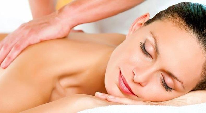 Райский, салон СПА - Антистрессовый массаж спины