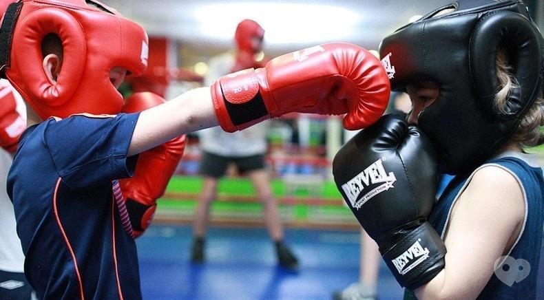 Три-Чотири, фітнес-клуб - Дитячий бокс (12 занять)