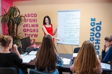 Афина, учебный центр иностранных языков - Занятия в мини-группах