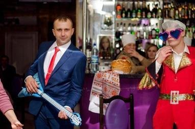 Светлана Мельник, Ведущая, тамада - Проведение корпоративных праздников