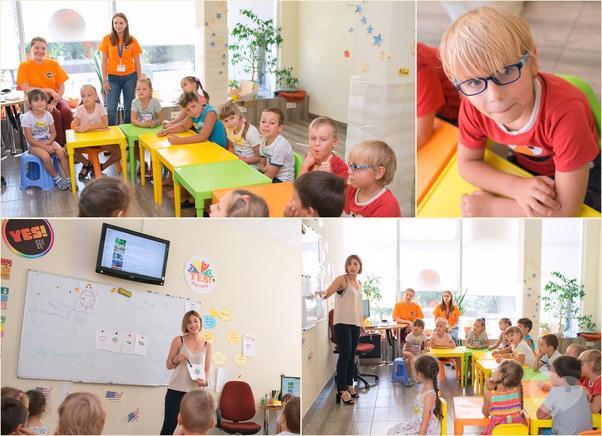 Фото 1 - YES!, Школа английского языка - Английский язык для детей