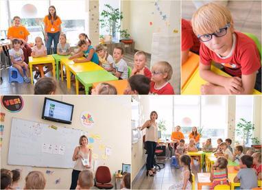 YES!, Школа английского языка - Английский язык для детей