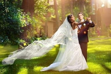 Агентство праздников ИЗУМРУДНЫЙ ГОРОД, организация торжеств - Постановка свадебного танца