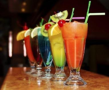 Studio Bar, бармен-шоу - Детский выездной коктейль-бар
