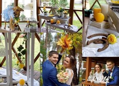 Творческая мастерская Яся - Аренда свадебного декора