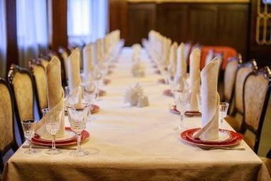 Соборный, ресторан - Аренда посуды и мебели
