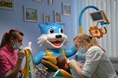 Джулия, стоматология - Детская стоматология