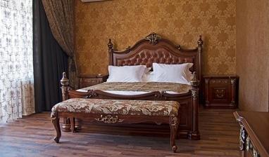 Perlyna resort, Культурно-оздоровительный комплекс - Гостиница