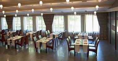 Perlyna resort, Культурно-оздоровительный комплекс - Рестораны, кафе