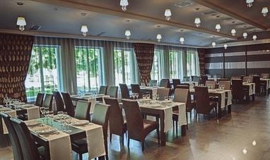 Perlyna resort, Культурно-оздоровительный комплекс - Банкет