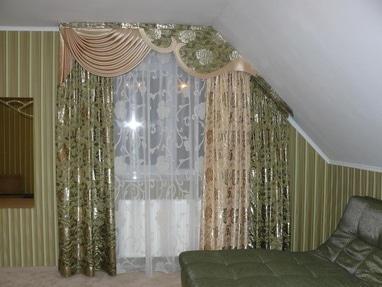 Гардиния, салон штор и гардин - Пошив тюлей и штор