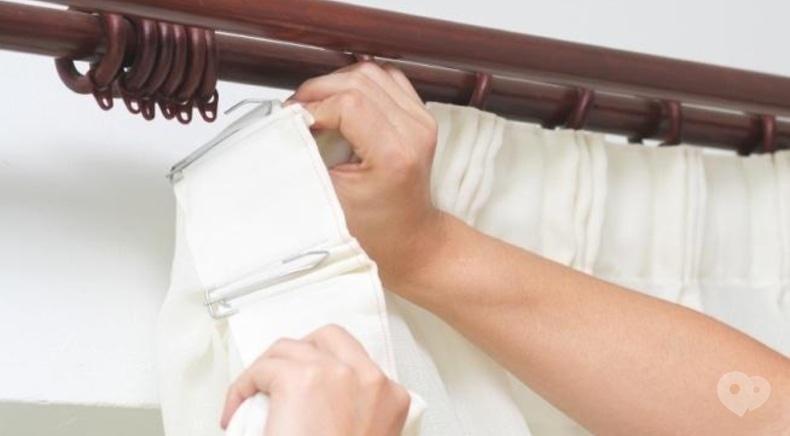 Гардиния, салон штор и гардин - Навешивание тюлей и штор