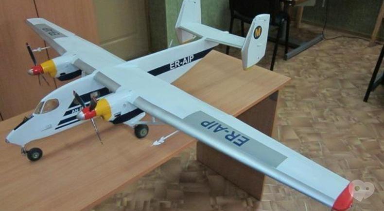 Черкасский центр научно-технического творчества - Авиамодельный кружок