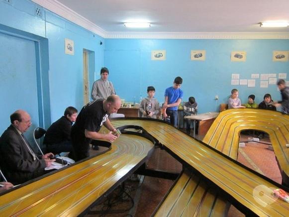 Черкасский центр научно-технического творчества - Автомоделирование