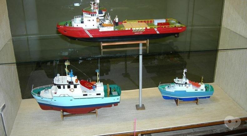 Черкаський центр науково-технічної творчості -  Гурток судномоделювання